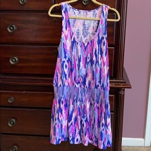 Lilly Pulitzer Tideline in Amethyst One Too Many